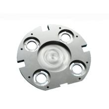 Peças de aço inoxidável do forjamento da precisão moendo (DR117)