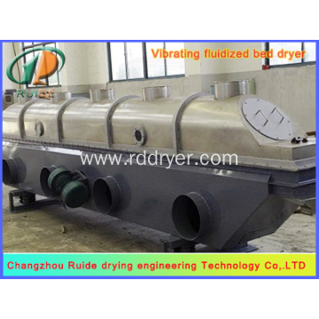 Citric Acid Fluid Bed Dryer