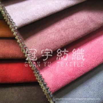 100% полиэстер Micro Suede для декоративной ткани