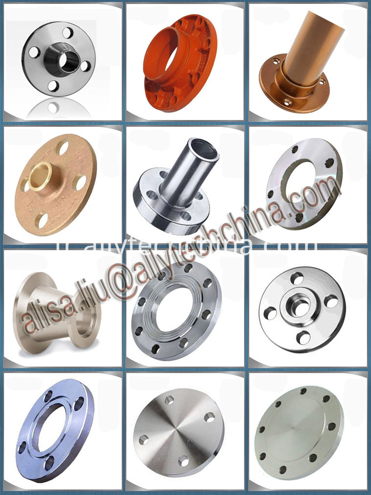 machining flanges