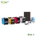 2015 caliente Popular sistema casero Solar con batería de plomo ácido