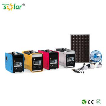 Sistema de energía Solar Popular caliente de 2015 para el hogar