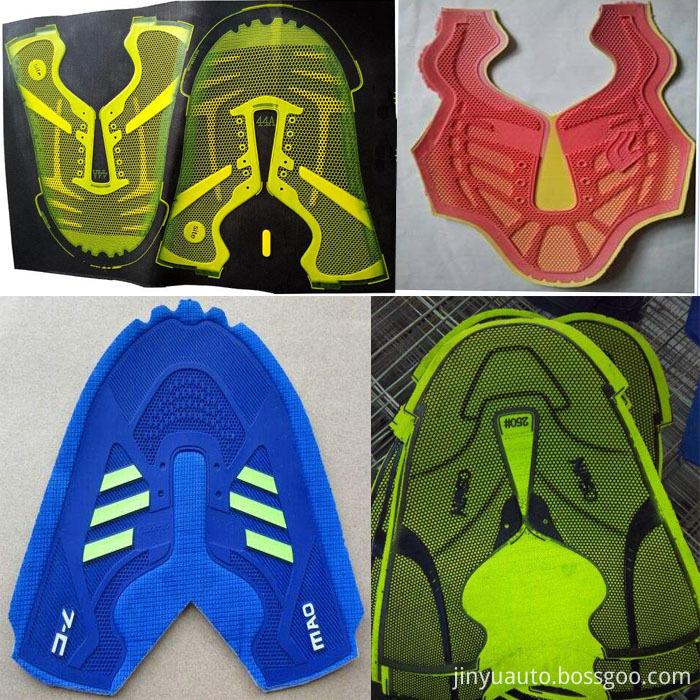 Kpu Shoes Sample