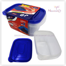 Food Lunch Box, Keep-Fresh Plastic Food Container