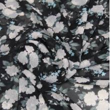 Drucken Chiffon für Damen Kleid, Rock, Bluse