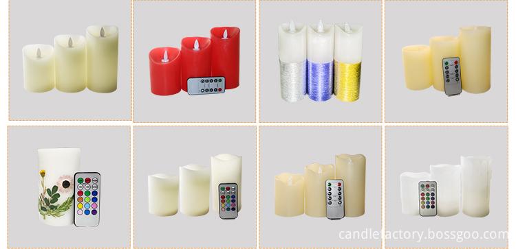 5 LED Candle