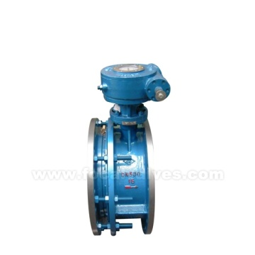 Flange Expansion Butterfly Valve