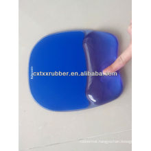 silicone breast anti slip mouse pad