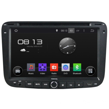 Car Multimedia Player per Geely Emgrand EC7 2012