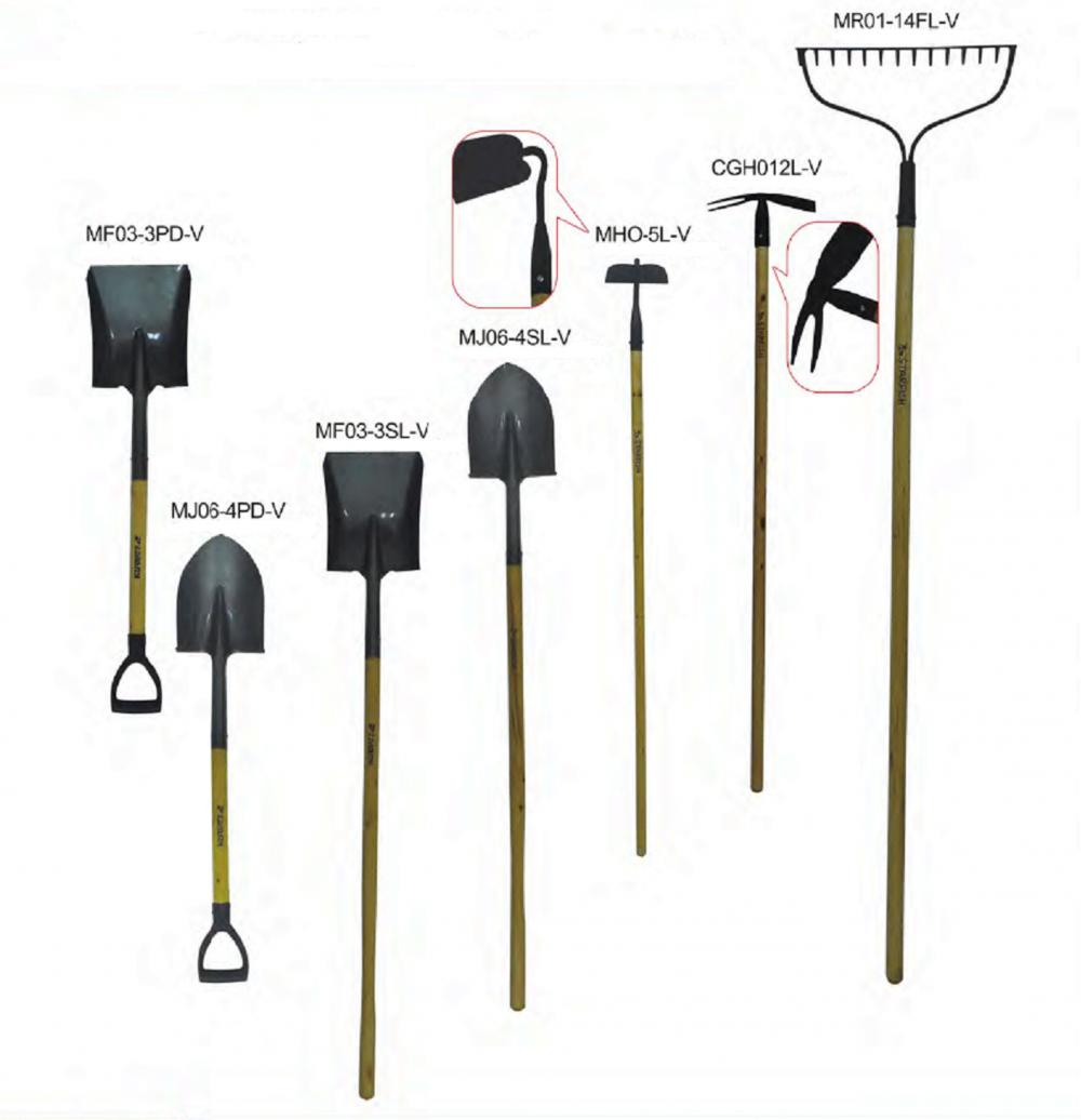 Garden Shovel Tools