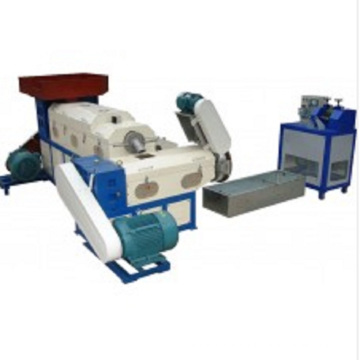 three stage plastic granulator machine line