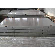 Placa quente de óleo térmico para máquina de pressão / Placa quente