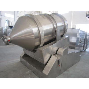 Dry Powder Two Dimensional Mixer Machine
