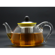 1000ml The Glass Teapot (made of borosilicate glass 3.3) Wih Beautiful Outlook