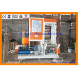 XINSHUN Supply SJ Series Mini Pe Film Blowing Machine