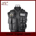 Airsoft militar Swat policía táctico combate chaleco de seguridad chaleco chaleco antibalas