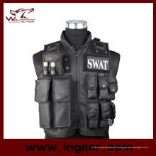 Police de Swat airsoft militaire tactique Combat gilet sécurité gilet gilet pare-balles