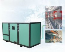SF Water cooled acid Copper Plating Chiller