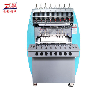 JinYu 8 Colors Dispenser Keychain Making Machine