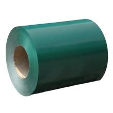 Bobine de tôle d'acier galvanisée colorée