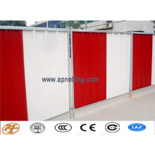 temporary color bond fence panel factory