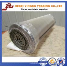 Rede de arame de aço inoxidável de 5 mícrons (ISO90012008)