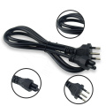 Laptop Adapter AC Cable With Brazil Plug