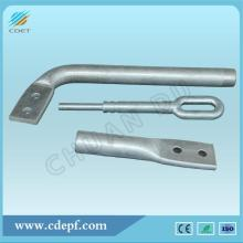 Professional China for Insulation Strain Clamp Hydraulic Compression Strain Clamp supply to Niger Factory