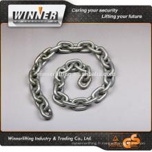 ASTM80 Grade30 la preuve de la bobine de la chaîne de pneu de la chaîne de pneu de la chaîne d'