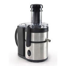 Extrator de aço inoxidável J19 do suco do motor poderoso de abertura da alimentação larga 450W