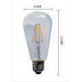 LED Filament Lamp ST64 6W