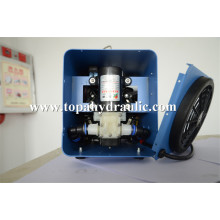 High pressure portable pcp compressor for gun