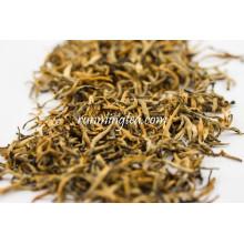 Элегантный черный чай и чай Dianhong