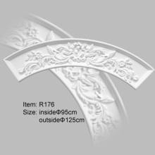 bề rộng 15cm phổ biến PU trần viền