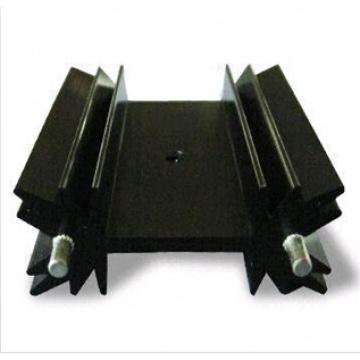 Радиатор с анодированием черного цвета