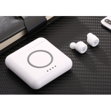 White+Bluetooth+Earphone+True+Wireless+Earphone