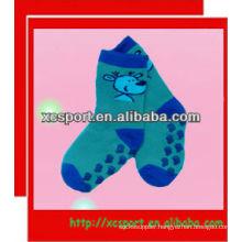 Anti-skip baby socks