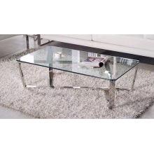 Table basse à meuble moderne