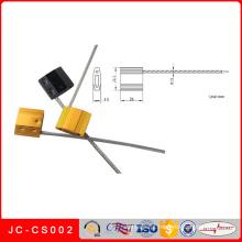 Vedação de cabo de segurança Jc-CS002 para vedação de cabos apertados de tração de contêiner