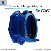 Ductile Iron Flanged Adaptors