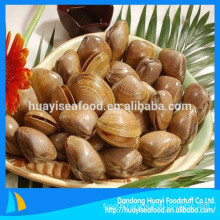 we mainly supply frozen surf clam in shell with reasonable price