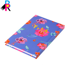 Caderno de capa dura por atacado de notebook A5 personalizado