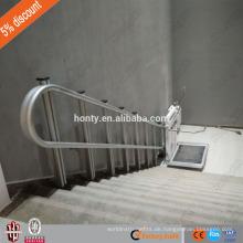 CE-Rollstuhl-Aufzugsaufzug hydraulischer Aufzugsaufzug