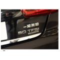 Badge de carrosserie Insigne de voiture ABS unique Logo auto chrome Logo voiture 3D