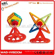 Безопасность Магнитные buliding игрушки