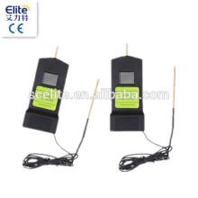 Elektrozaungerät und Zaun polywire Digital Spannungsprüfer