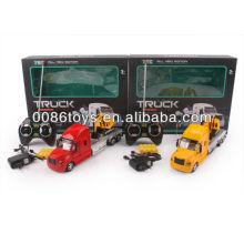 4 Kanal RC Traktor Anhänger LKW RC Truck