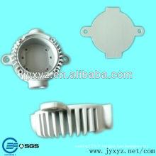 L'alliage d'aluminium de Shenzhen a mené le luminaire de pièces de lumière de tube