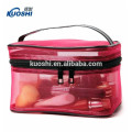 Round Bling Cosmetic Bag Organizer manufacturer