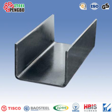 ASTM A53 Mild Carbon Steel Channel/ U Steel Channel Sizes